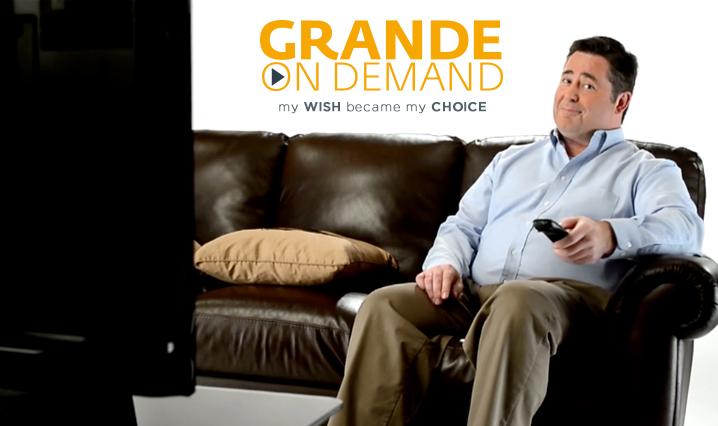 About Grande OnDemand - Grande Communications