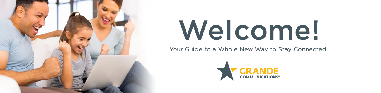 Welcome! Your Guide to a Whole New Way to Stay Connected