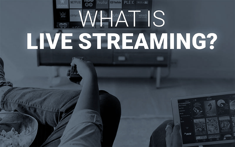 What is Live TV Streaming
