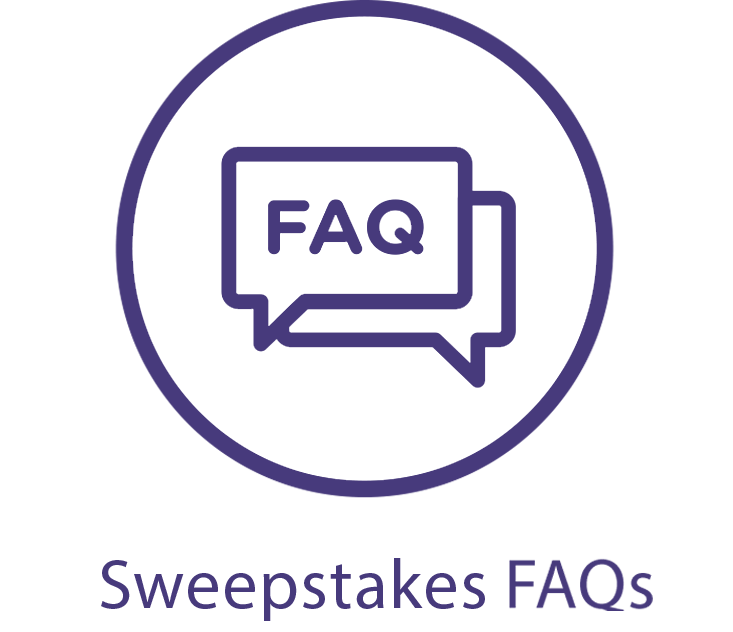 Sweepstakes FAQs