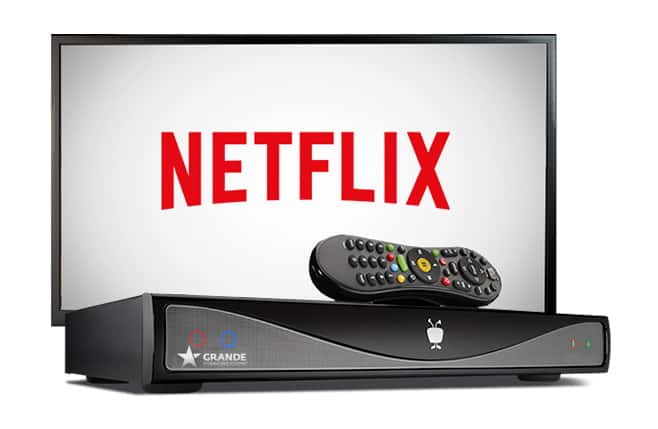 how to find netflix on my tv