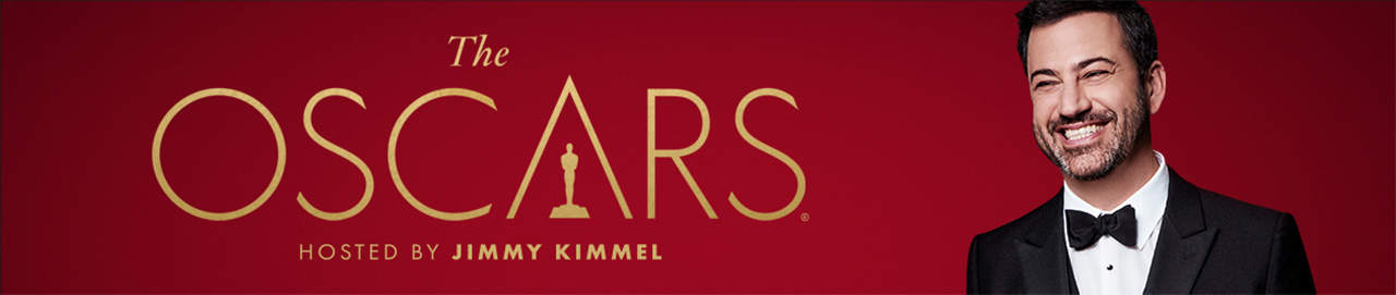2017 Oscars - Academy Awards Header