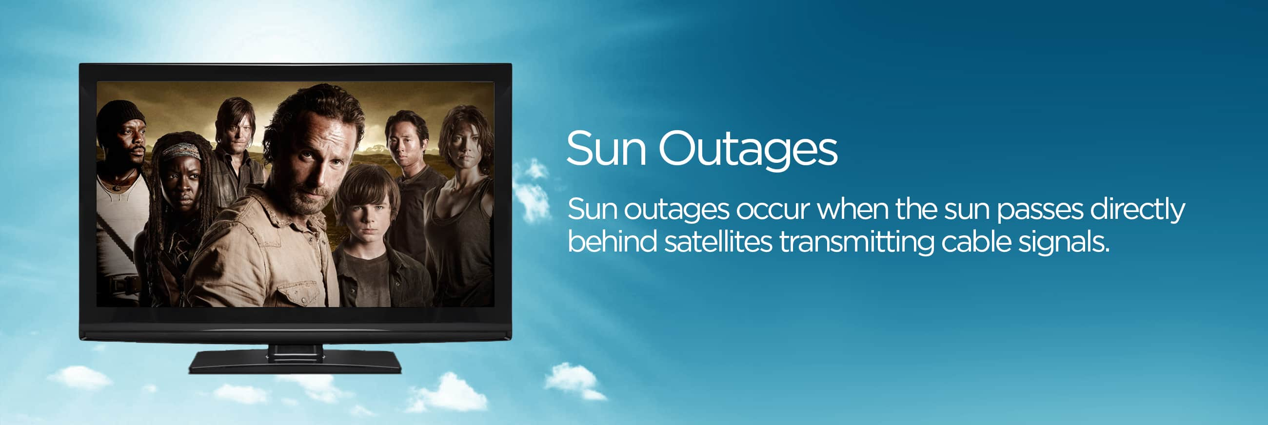 Sun Outages