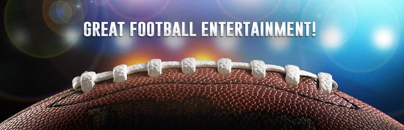 Enjoy Football Movies, Shows and More