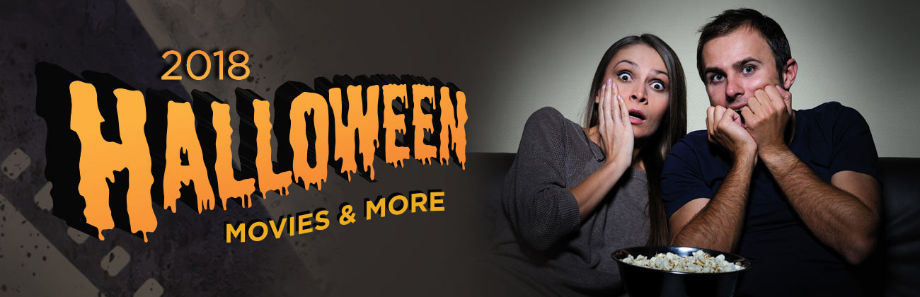 Halloween Movies, Shows & Specials 2018 | Grande Communications