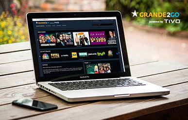 Sign in to Grande2Go on a PC or Laptop