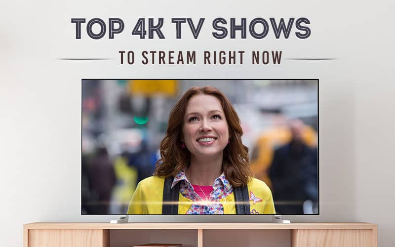 Stream Better with 4k Television