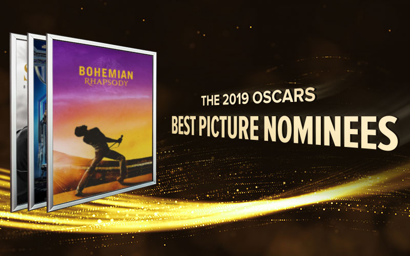 The 2019 Oscars Best Picture Nominees