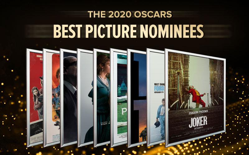 The 2020 Oscars Best Picture Nominees