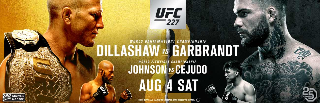 Grande Communications Pay Per View Ufc 227