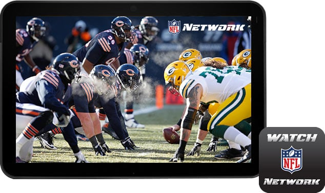 Watch NFL Network App