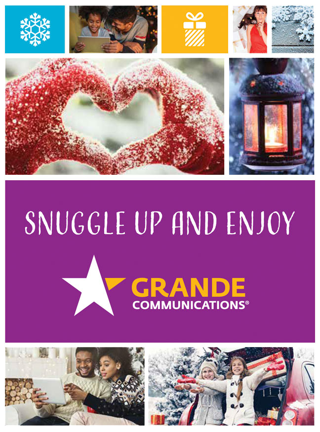 Happy Holidays from Grande